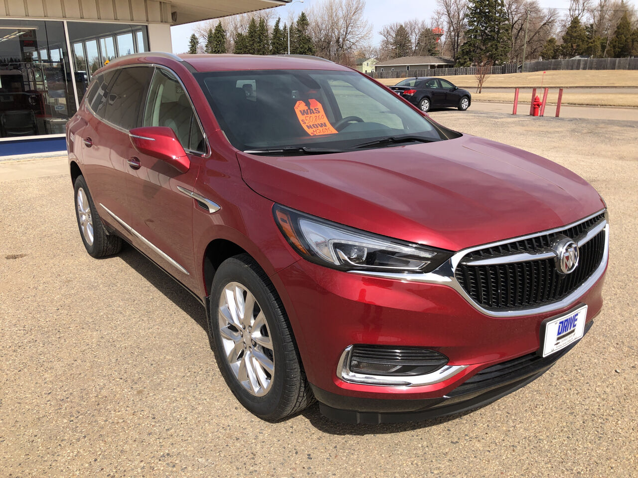2021 Buick Enclave Essence 4x4 4dr Crossover