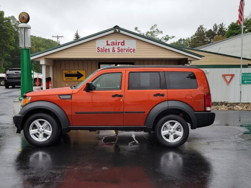 2007 Dodge Nitro for sale at LAIRD SALES AND SERVICE in Muskegon MI