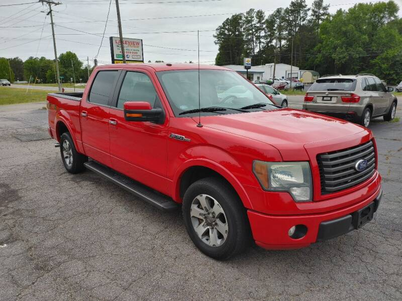 2010 Ford F-150 for sale at Lakeview Motors in Clarksville VA
