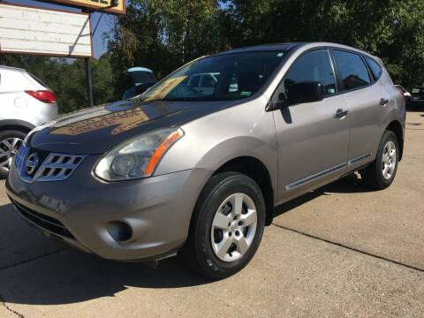 2011 Nissan Rogue for sale at Town and Country Auto Sales in Jefferson City MO