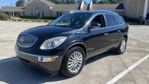 2009 Buick Enclave for sale at 411 Trucks & Auto Sales Inc. in Maryville TN