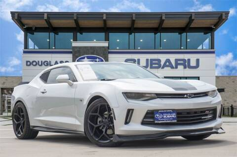 2017 Chevrolet Camaro for sale at Douglass Automotive Group - Douglas Nissan in Waco TX