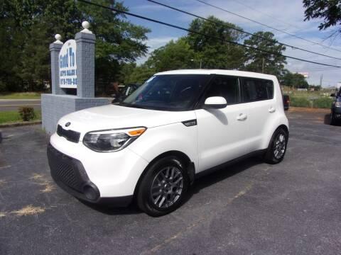 2016 Kia Soul for sale at Good To Go Auto Sales in Mcdonough GA
