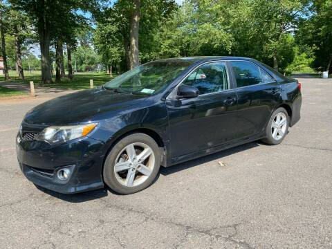 2013 Toyota Camry for sale at Bluesky Auto in Bound Brook NJ