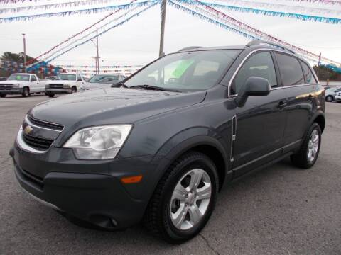 2013 Chevrolet Captiva Sport for sale at Culpepper Auto Sales in Cullman AL