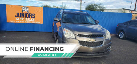 2010 Chevrolet Equinox for sale at Juniors Auto Sales in Tucson AZ