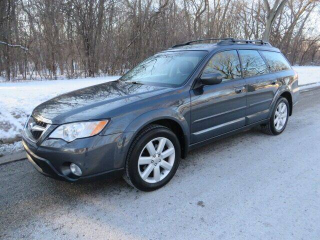2008 Subaru Outback for sale at EZ Motorcars in West Allis WI