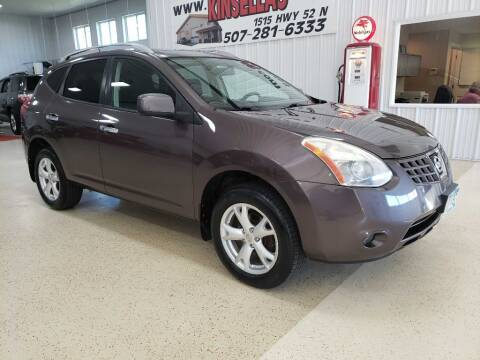 2010 Nissan Rogue for sale at Kinsellas Auto Sales in Rochester MN