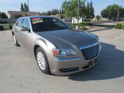 2014 Chrysler 300 for sale at Repeat Auto Sales Inc. in Manteca CA