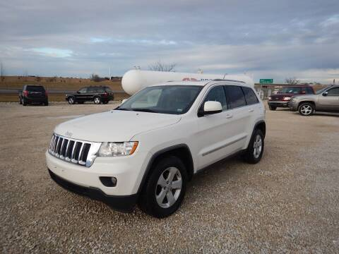 2011 Jeep Grand Cherokee for sale at All Terrain Sales in Eugene MO