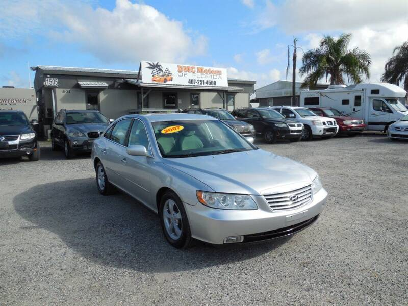 2007 Hyundai Azera for sale at DMC Motors of Florida in Orlando FL
