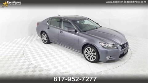 2013 Lexus GS 350 for sale at Excellence Auto Direct in Euless TX