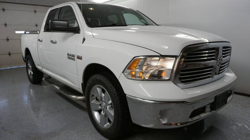 2014 RAM Ram Pickup 1500 for sale at World Auto Net in Cuyahoga Falls OH