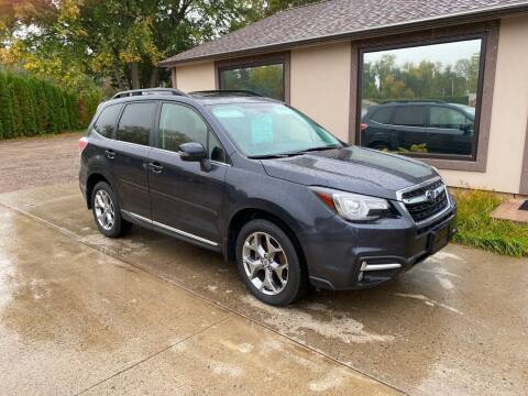 2017 Subaru Forester for sale at VITALIYS AUTO SALES in Chicopee MA