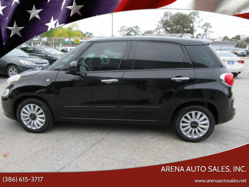 2014 FIAT 500L for sale at ARENA AUTO SALES,  INC. in Holly Hill FL