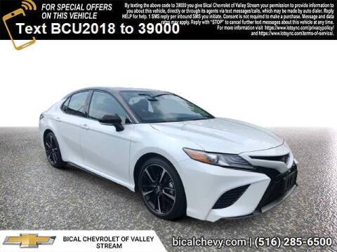 2019 Toyota Camry for sale at BICAL CHEVROLET in Valley Stream NY