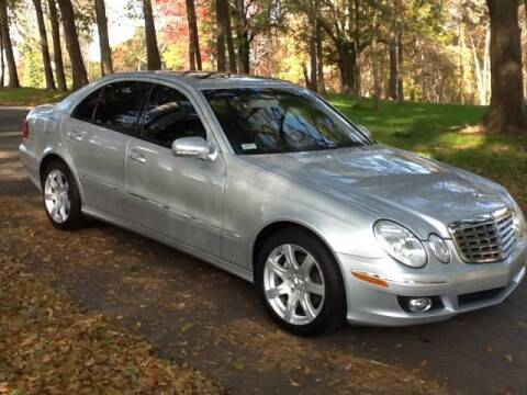 2007 Mercedes-Benz E-Class for sale at Roadtrip Carolinas in Greenville SC