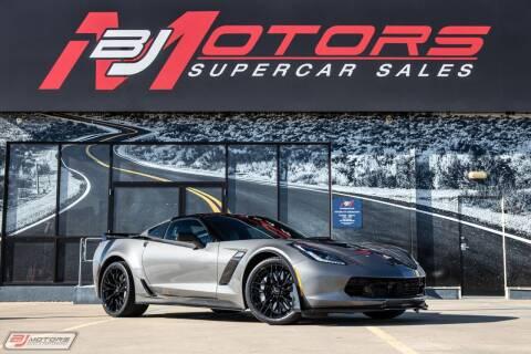 2015 Chevrolet Corvette for sale at BJ Motors in Tomball TX