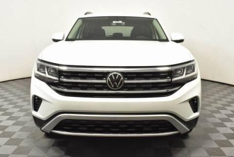 2022 Volkswagen Atlas for sale at Southern Auto Solutions-Jim Ellis Volkswagen Atlan in Marietta GA