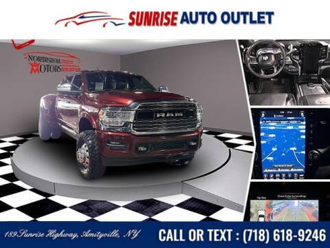 2019 RAM Ram Pickup 3500 for sale at Sunrise Auto Outlet in Amityville NY