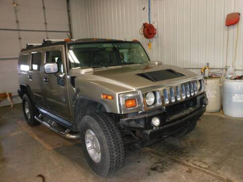 2003 HUMMER H2 for sale at Grey Goose Motors in Pierre SD