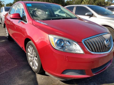 2016 Buick Verano for sale at Empire Automotive Group Inc. in Orlando FL