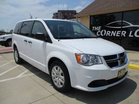 2019 Dodge Grand Caravan for sale at Cornerlot.net in Bryan TX