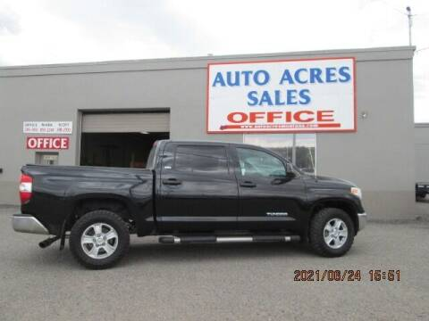 2014 Toyota Tundra for sale at Auto Acres in Billings MT