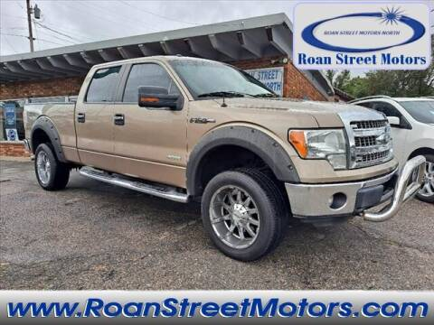 2013 Ford F-150 for sale at PARKWAY AUTO SALES OF BRISTOL - Roan Street Motors in Johnson City TN