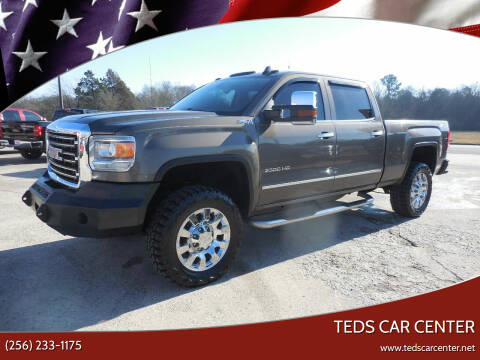 2015 GMC Sierra 2500HD for sale at TEDS CAR CENTER in Athens AL