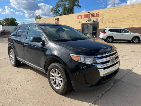 2014 Ford Edge for sale at City Auto Sales in Roseville MI