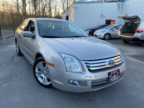 2007 Ford Fusion for sale at JerseyMotorsInc.com in Teterboro NJ