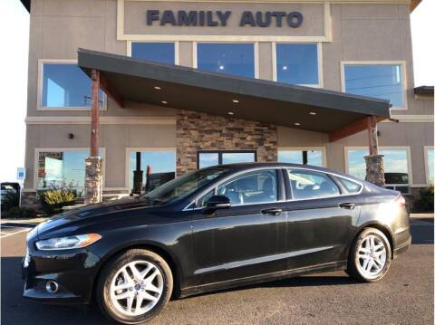 2014 Ford Fusion for sale at Moses Lake Family Auto Center in Moses Lake WA