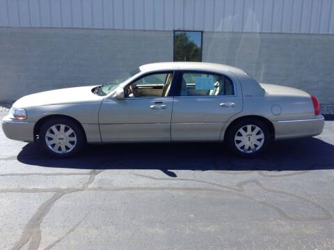2004 Lincoln Town Car for sale at Bruns & Sons Auto in Plover WI