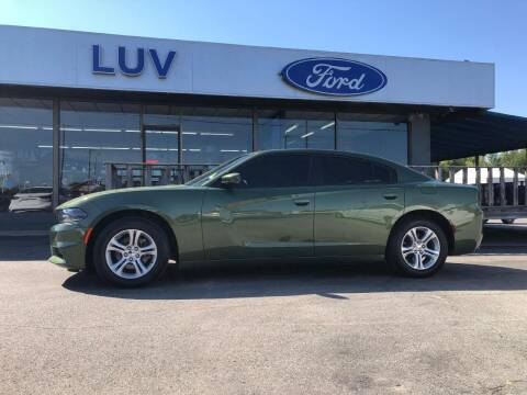 2018 Dodge Charger for sale at Luv Motor Company in Roland OK