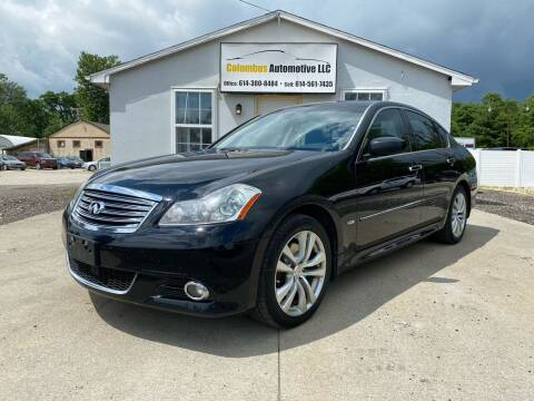 2010 Infiniti M35 for sale at COLUMBUS AUTOMOTIVE in Reynoldsburg OH