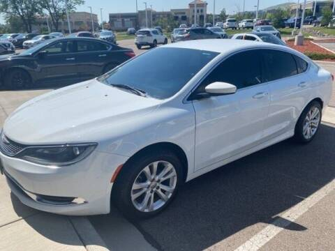 2015 Chrysler 200 for sale at EMPIRE LAKEWOOD NISSAN in Lakewood CO