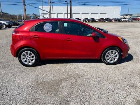 2013 Kia Rio 5-Door for sale at Wallers Auto Sales LLC in Dover OH
