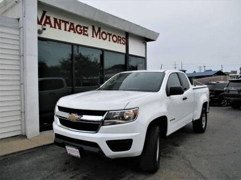 2015 Chevrolet Colorado for sale at Vantage Motors LLC in Raytown MO