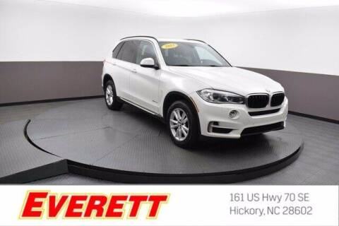 2015 BMW X5 for sale at Everett Chevrolet Buick GMC in Hickory NC