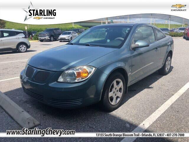 2009 Pontiac G5 for sale at Pedro @ Starling Chevrolet in Orlando FL