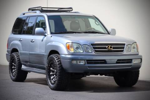 2004 Lexus LX 470 for sale at MS Motors in Portland OR