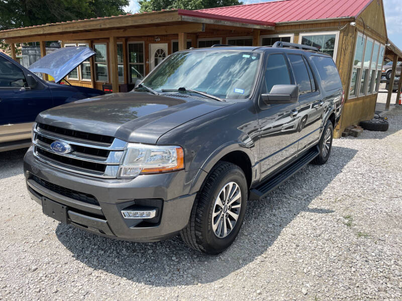 2017 Ford Expedition EL for sale at Champion Motorcars in Springdale AR