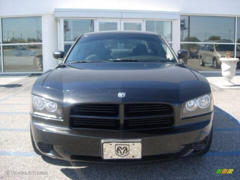 2007 Dodge Charger for sale at TEXAS MOTOR CARS in Houston TX