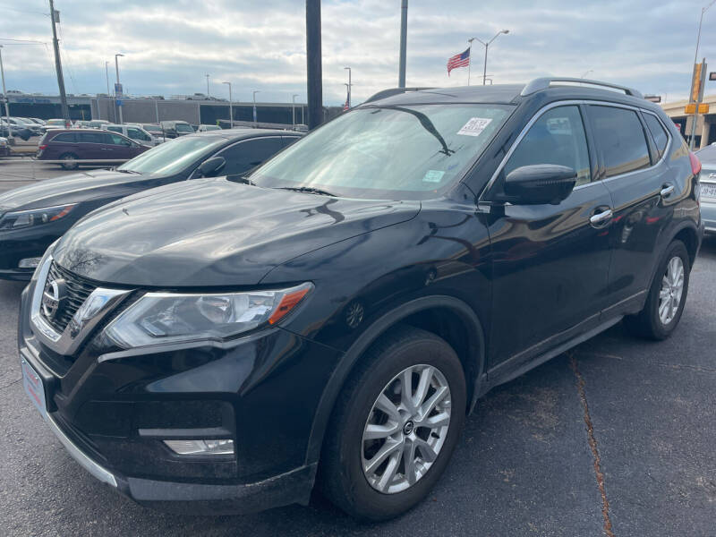 2017 Nissan Rogue for sale at New Start Auto in Richardson TX