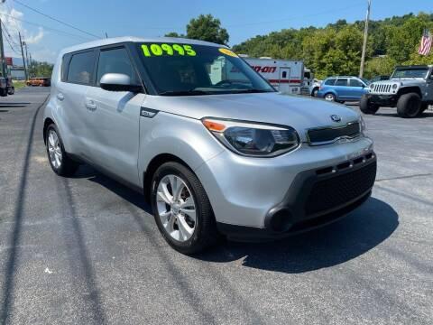 2015 Kia Soul for sale at Elk Avenue Auto Brokers in Elizabethton TN