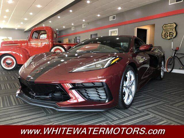 2020 Chevrolet Corvette for sale in West Harrison, IN