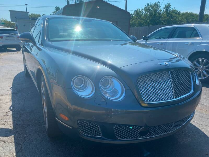 2012 Bentley Continental for sale at City to City Auto Sales in Richmond VA