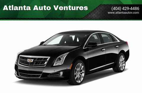 2017 Cadillac XTS for sale at Atlanta Auto Ventures in Roswell GA
