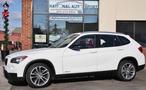 2014 BMW X1 for sale at INTERNATIONAL AUTOSPORT INC in Pompton Lakes NJ